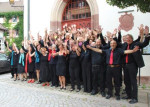 "Pop und Gospelchor ""Resonance of life"" (c) Evang. Kirchengemeinde"