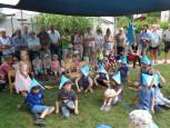 Großelternfest in der KiTa Wiechs